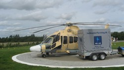 EC155 at Holsted13